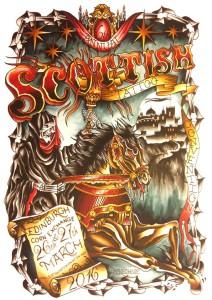 Scottish Tattoo Convention 2016